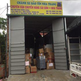 Vận tảiNha Trang